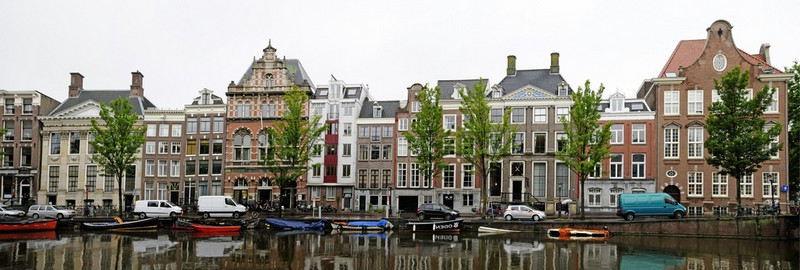 Voyage à Amsterdam en Europe