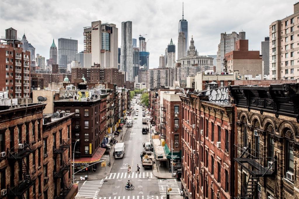 voyage dans le ville de NY