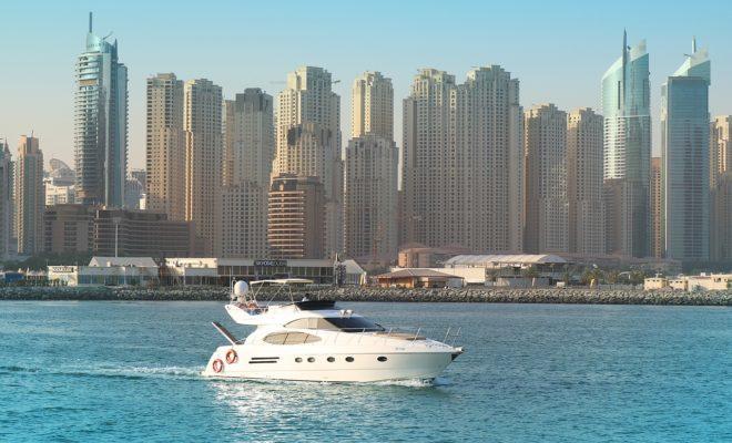 Dubaï la ville des occidentaux