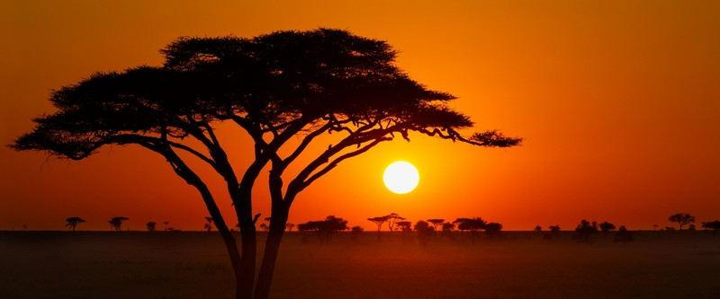 Lieux de voyage en Afrique