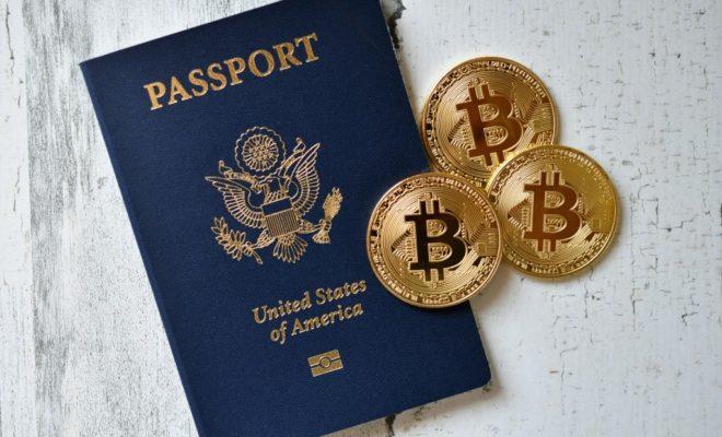 voyager avec bitcoins