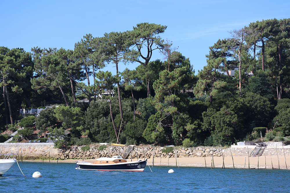 week-end au Cap Ferret